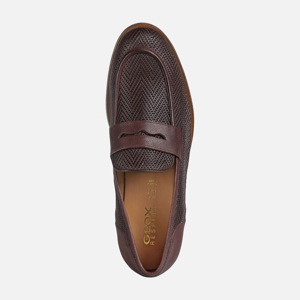 MAN LOAFERS GEOX BAYLE MAN - 6