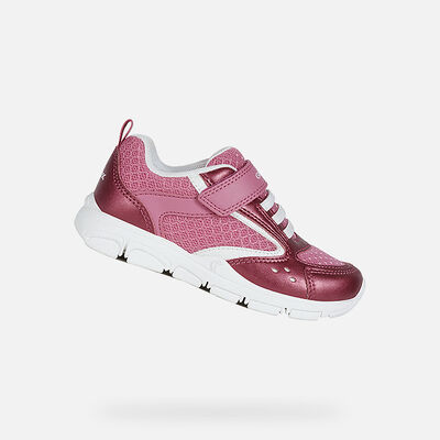 SNEAKERS GIRL GEOX NEW TORQUE GIRL