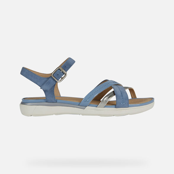 WOMAN SANDALS GEOX HIVER WOMAN - 2