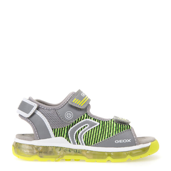 JR ANDROID BOY SANDAL