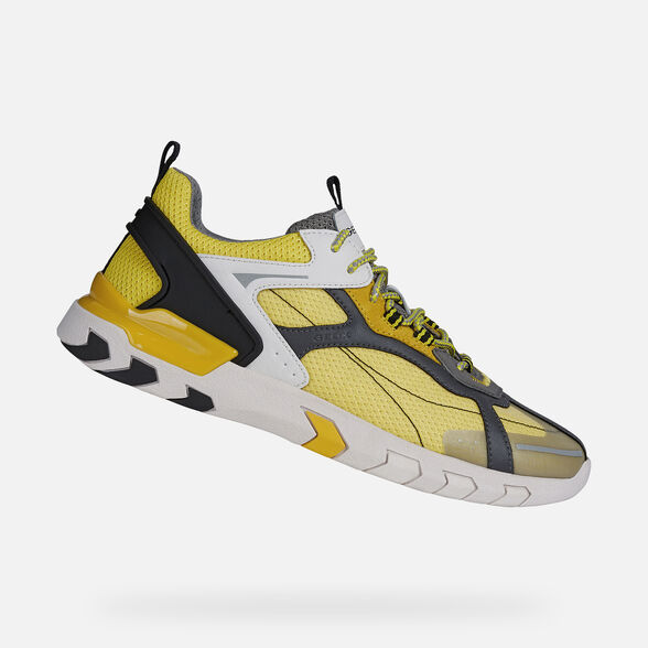 HOMBRE SNEAKERS GEOX GRECALE HOMBRE - 1