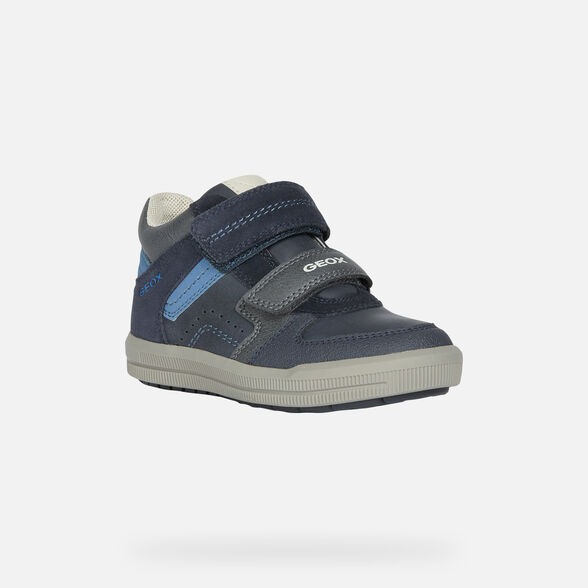 SNEAKERS BOY GEOX ARZACH BOY - 3