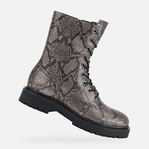 ANKLE BOOTS WOMAN GEOX BLEYZE WOMAN - null