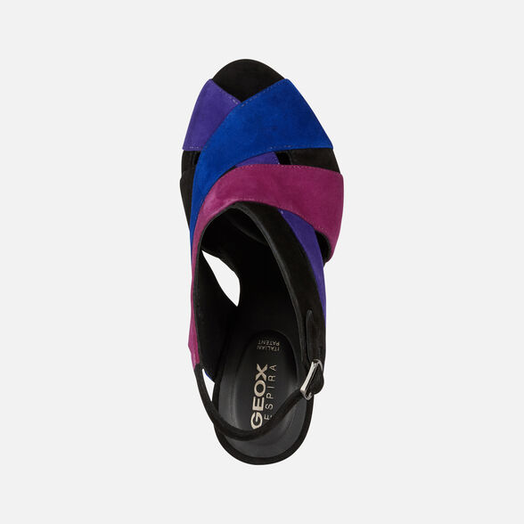SANDALS WOMAN GEOX NAIOMY WOMAN - 6