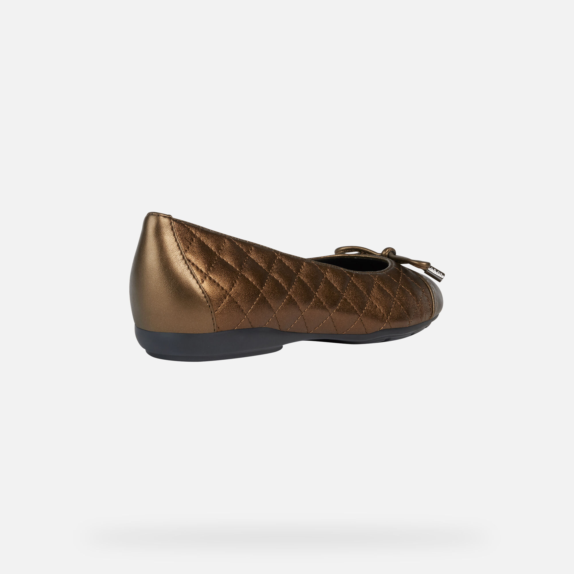 Geox ANNYTAH Frau: bronze Ballerinas | Geox ® FW 1920