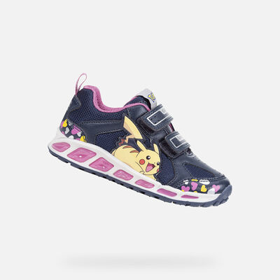 LIGHT-UP SHOES GIRL JR SHUTTLE GIRL
