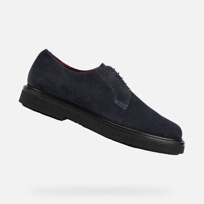 CASUAL SHOES MAN GEOX BRODERICK MAN