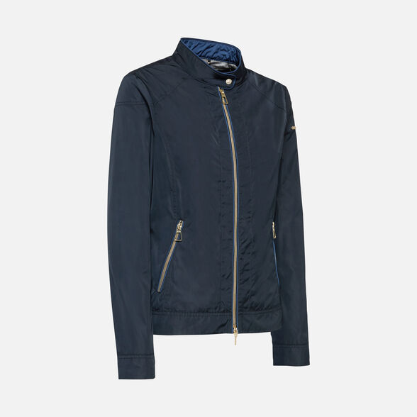 WOMAN JACKETS GEOX GENZIANA WOMAN - 3
