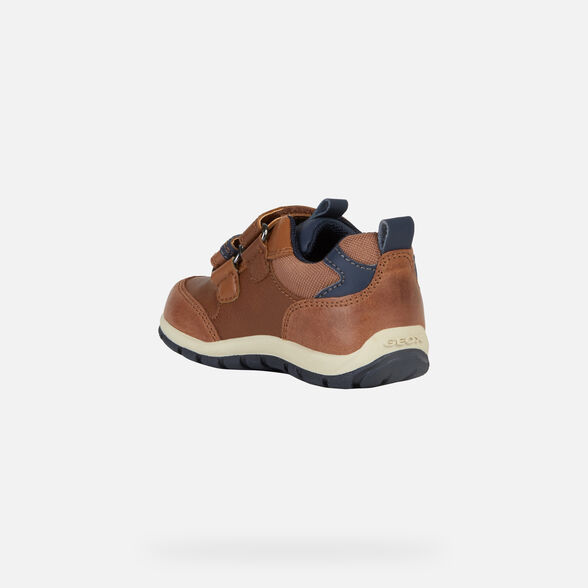 SNEAKERS BABY GEOX SHAAX BABY BOY - 4
