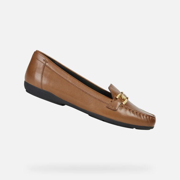 LOAFERS WOMAN GEOX ANNYTAH WOMAN - 1