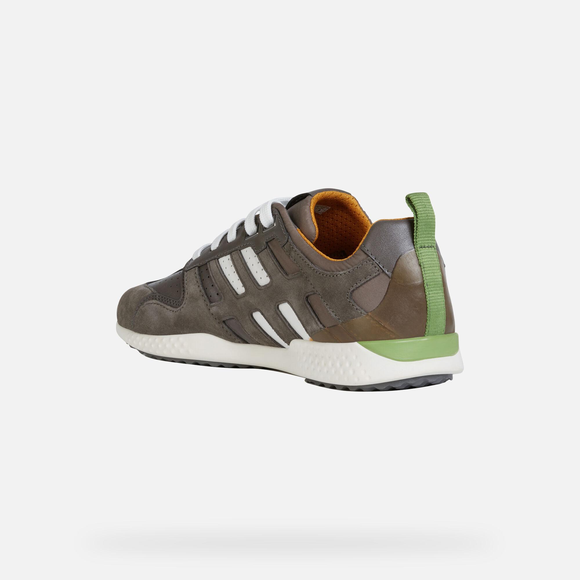 Geox SNAKE.2 Man: Rock Sneakers   Geox