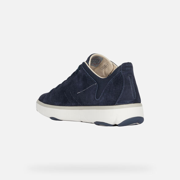 LOW TOP MAN GEOX NEBULA Y MAN - 4