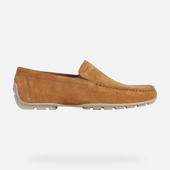MAN LOAFERS GEOX MONER MAN - 2