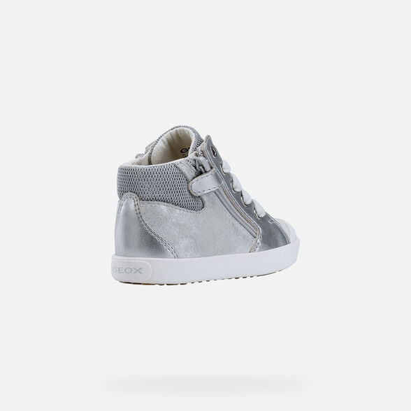 HIGH TOP BABY BABY KILWI GIRL - 5