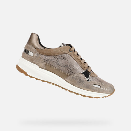SNEAKERS WOMAN GEOX AIRELL WOMAN - null