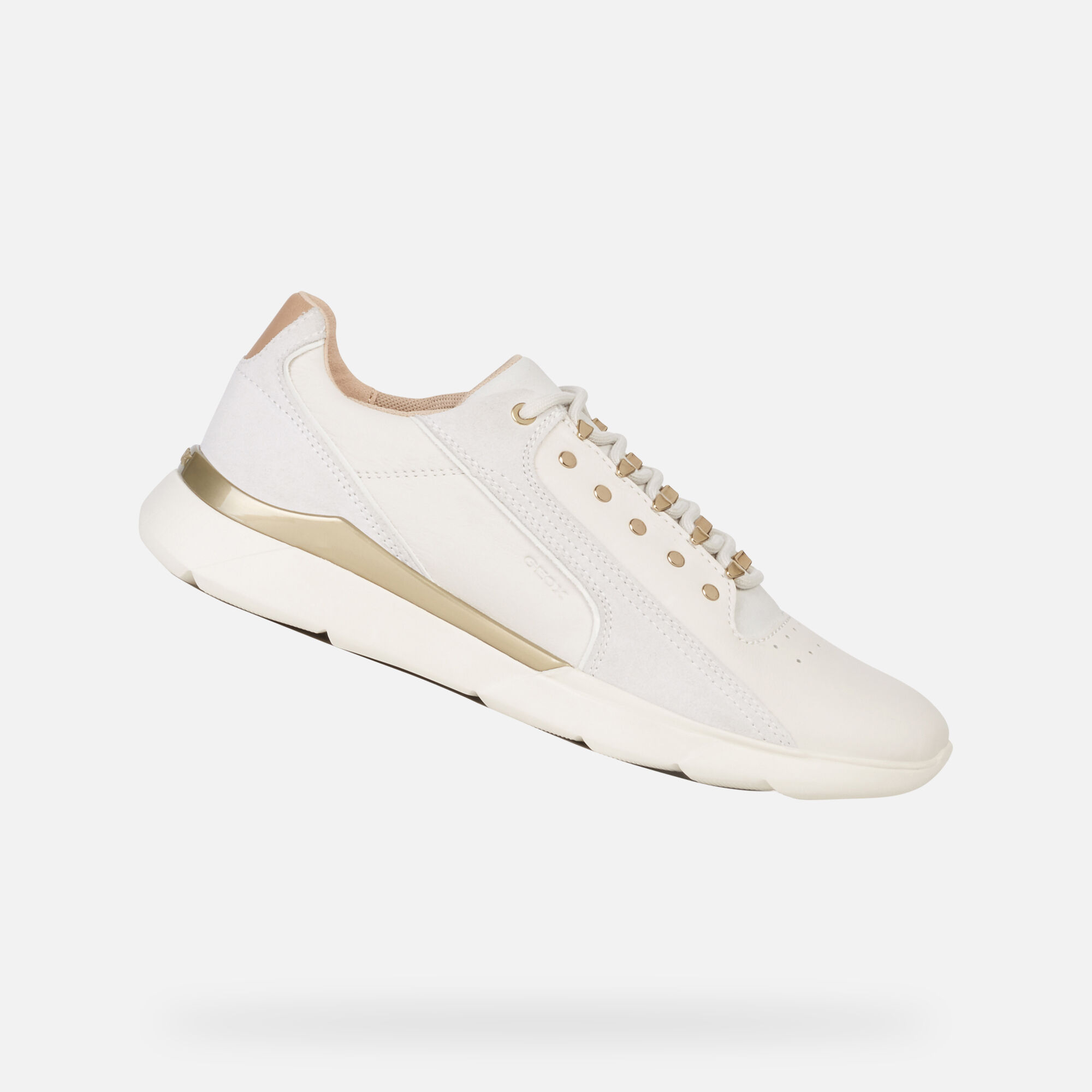 Geox HIVER Donna: Sneakers Basse Bianche | Geox ®