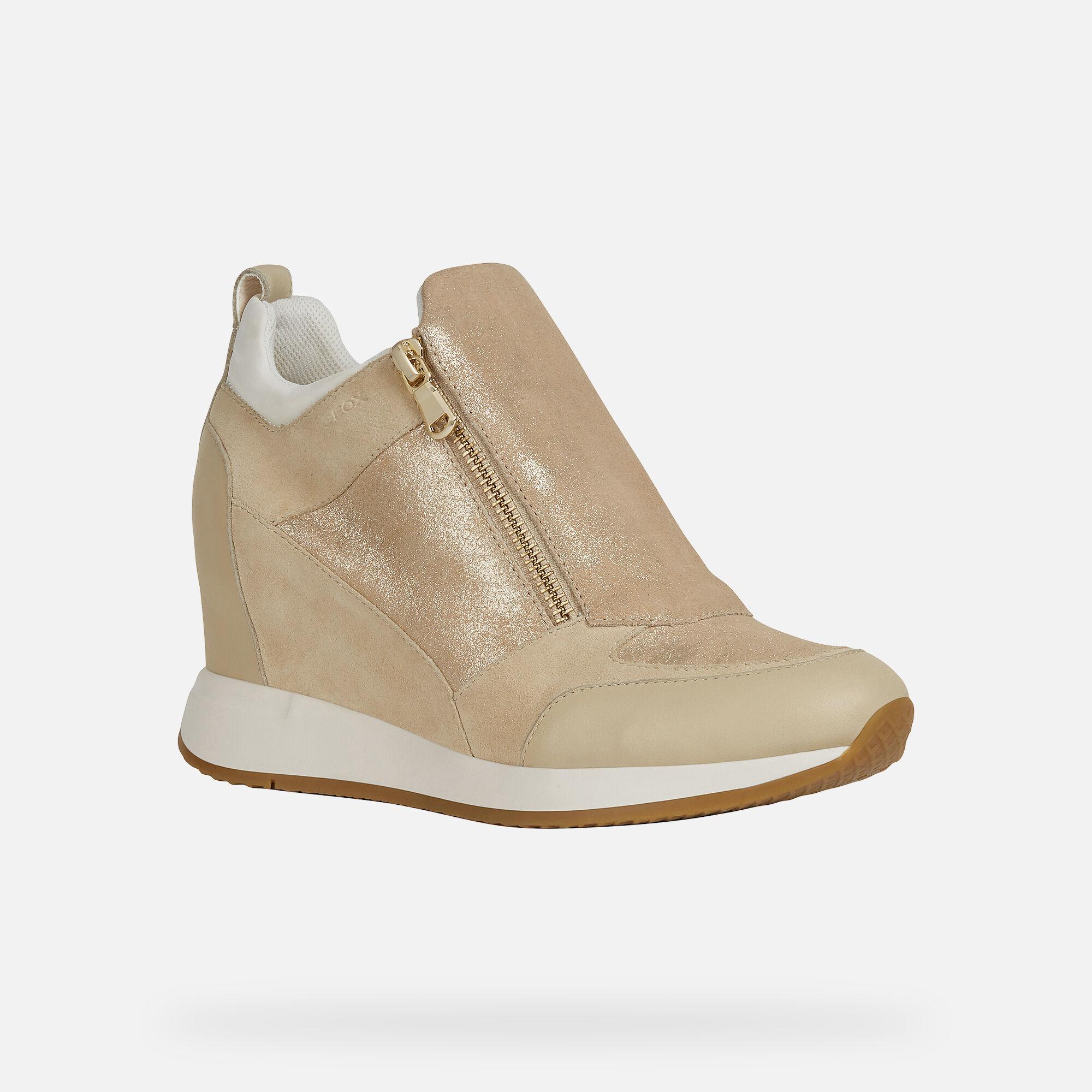 Sneakers GEOX D Nydame A D620QA 0VI22 C9999 Black