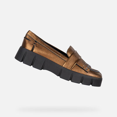 LOAFERS WOMAN GEOX GHOULA WOMAN