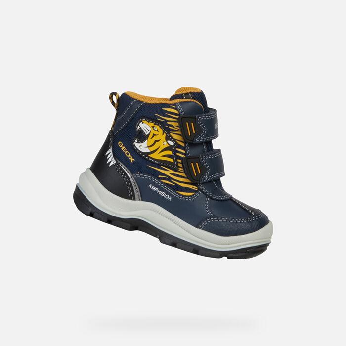 Baby Boys' Waterproof Shoes Amphibiox