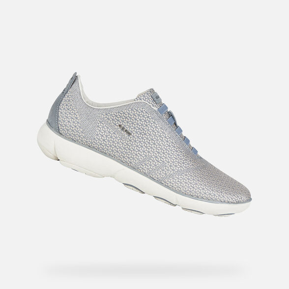 WOMAN SNEAKERS GEOX NEBULA WOMAN - 1