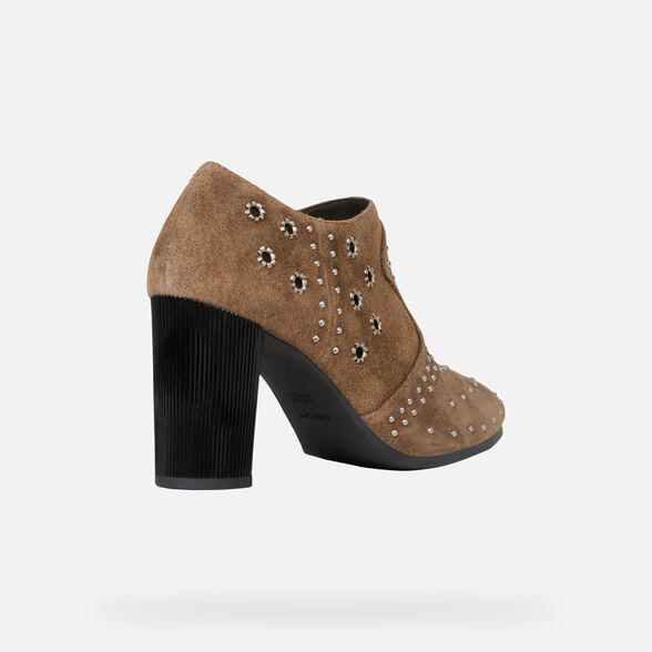 HEELS WOMAN GEOX PEYTHON WOMAN - 5