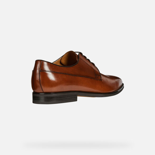 FORMAL SHOES MAN GEOX NEW LIFE MAN - 6
