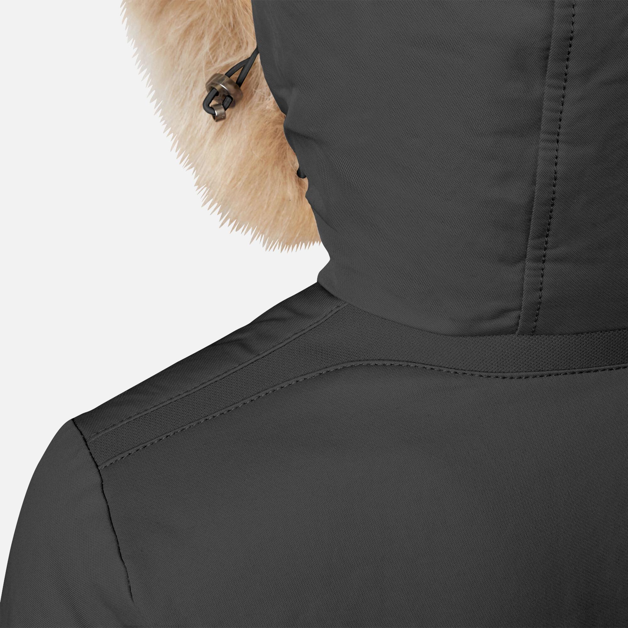 Geox CARUM Frau: schwarze Jacke | Geox HerbstWinter