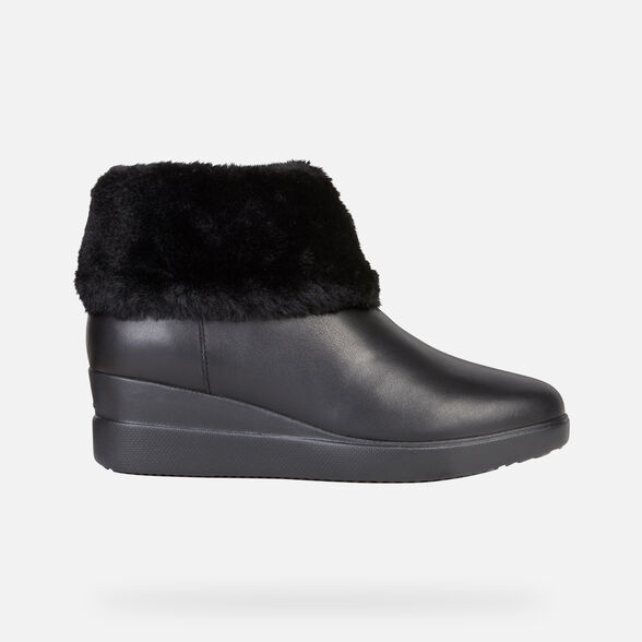 ANKLE BOOTS WOMAN GEOX STARDUST WOMAN - 2