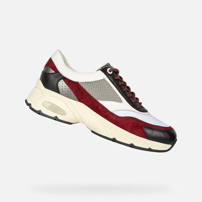 Scarpe Sneakers TraspirantiGeox Donna Da Da Sneakers Scarpe gb6yf7