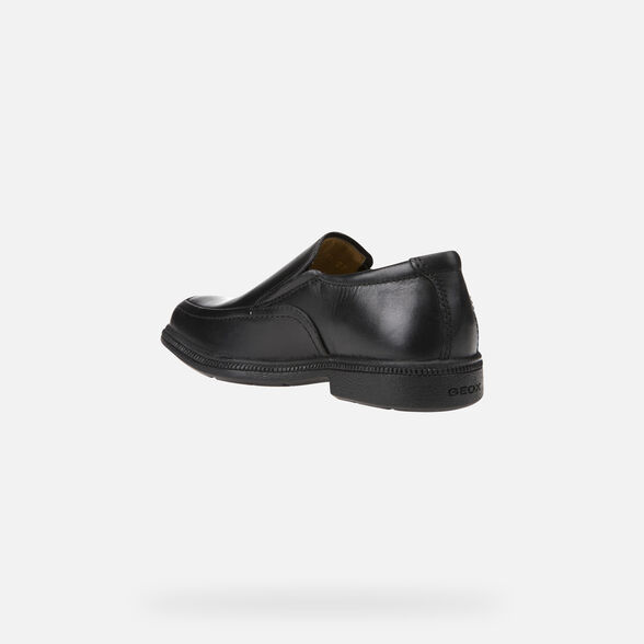 UNIFORM SHOES BOY GEOX FEDERICO BOY - 5