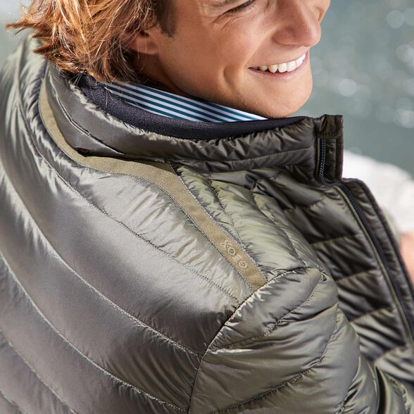 DOWN JACKETS MAN GEOX DERECK MAN - 11