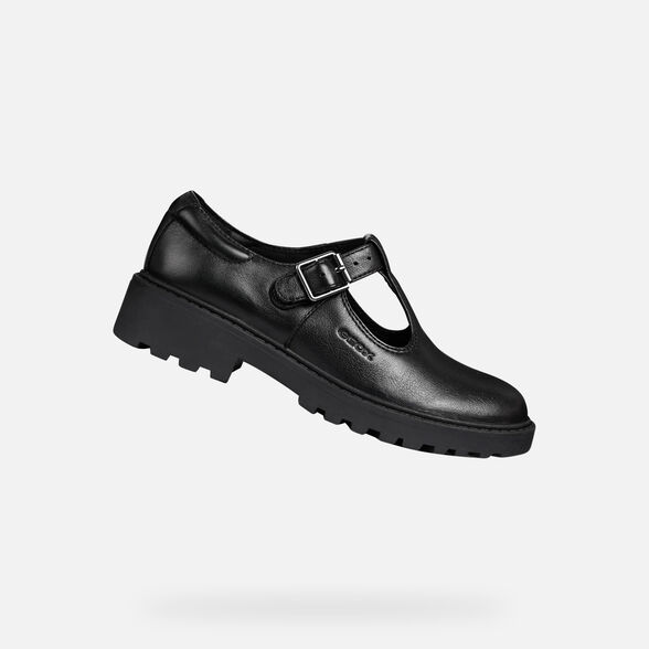 FILLE CHAUSSURES POUR UNIFORME GEOX CASEY FILLE - 1
