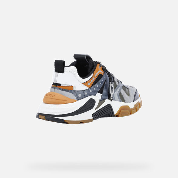 SNEAKERS MAN GEOX T01 PHONICA - 5