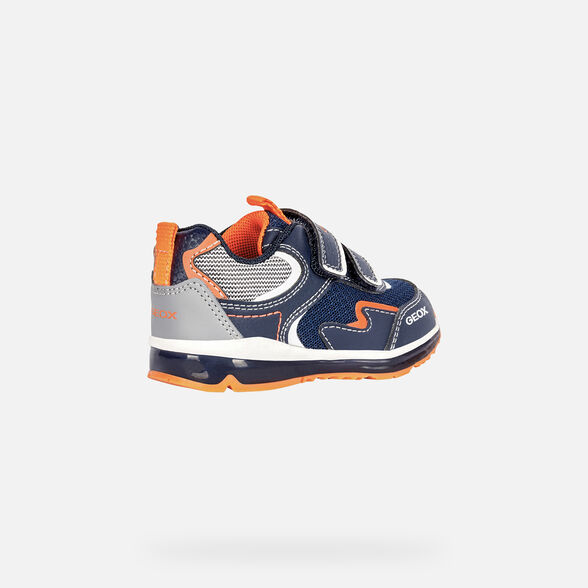 BABY LIGHT-UP SHOES GEOX TODO BABY BOY  - 5