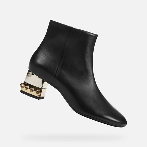 ANKLE BOOTS CHLOO WOMAN