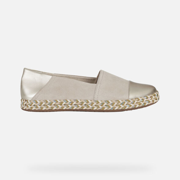 Geox Modesty Woman Sand Sneakers Geox Official Store