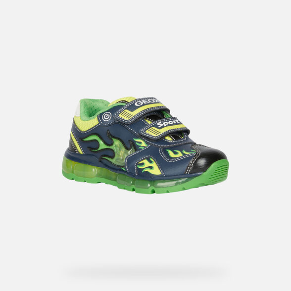 LIGHT-UP SHOES BOY GEOX ANDROID BOY - 3