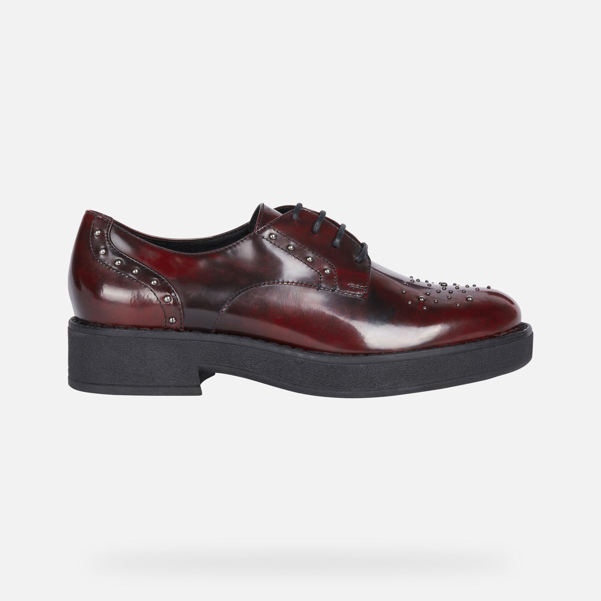 Geox ADRYA Femme Chaussures Bordeaux | Geox Nouveautés