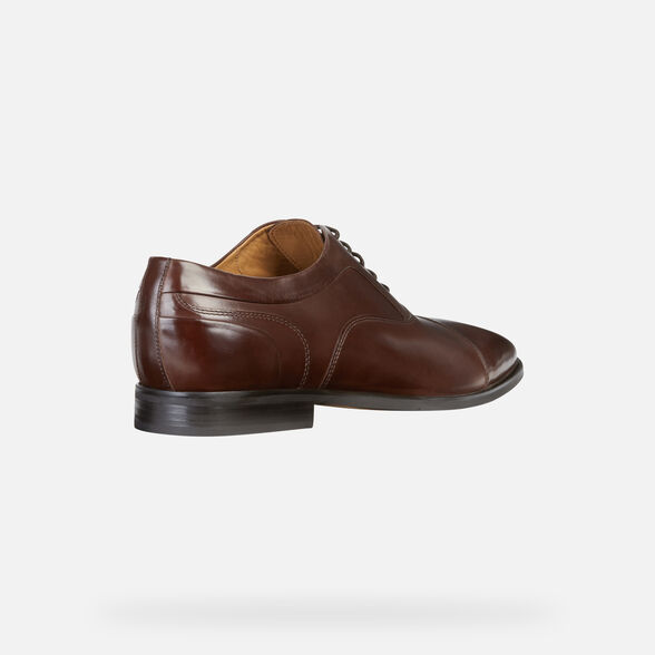 CHAUSSURES HABILLÉES HOMME GEOX NEW LIFE HOMME - 5