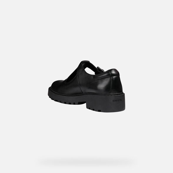 FILLE CHAUSSURES POUR UNIFORME GEOX CASEY FILLE - 4