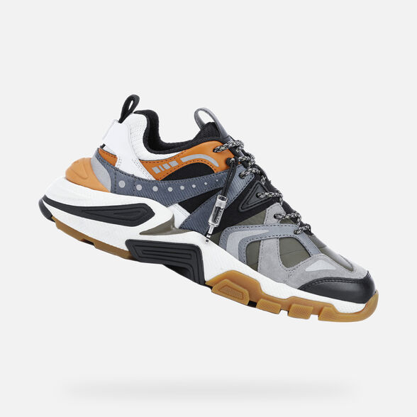 SNEAKERS MAN GEOX T01 PHONICA - 1