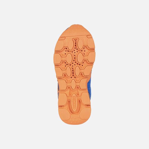 A Td Chaussures Pour Enfants Sport Sneaker Royal Black j924ba014buc0042 Geox J munfrey B