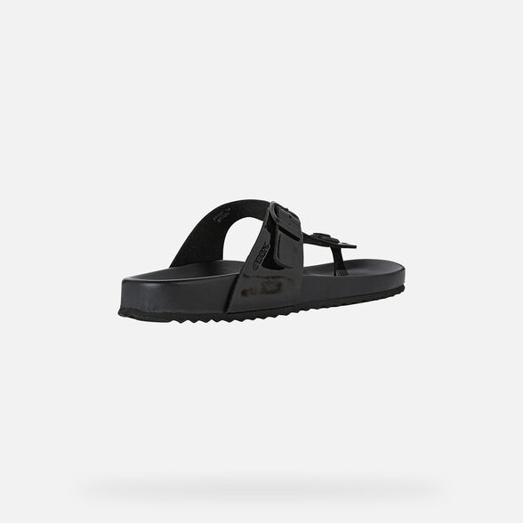 WOMAN SANDALS GEOX BRIONIA WOMAN - 5