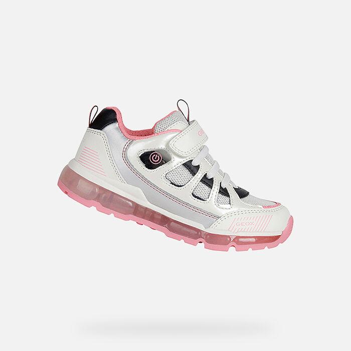 Scarpe e Sneakers con Led da Bambina | Geox