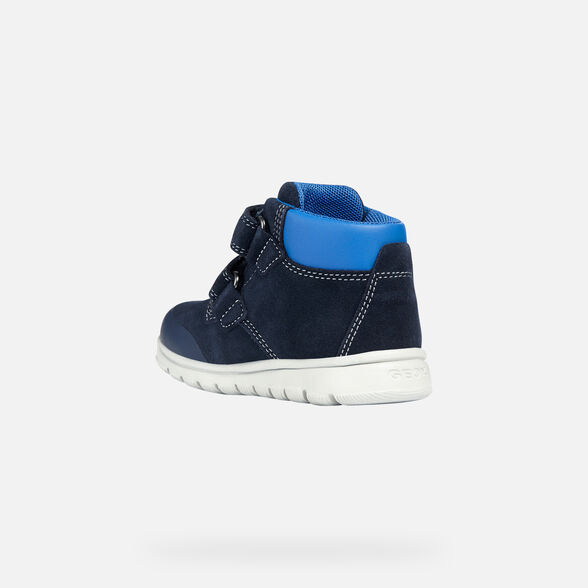 ANKLE BOOTS BABY GEOX XUNDAY BABY BOY - 5
