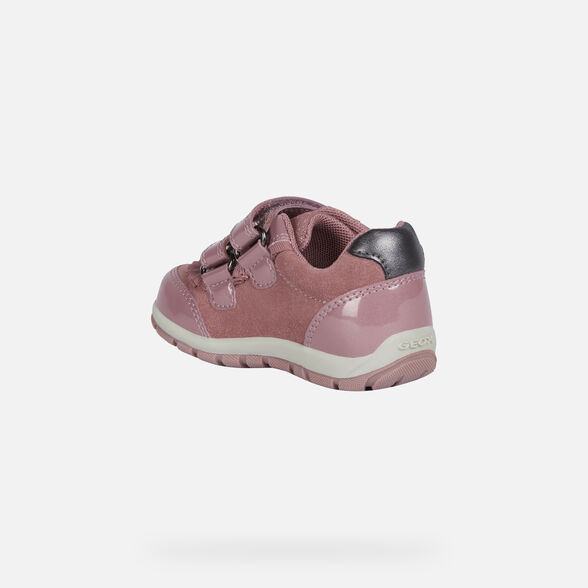 LOW TOP BABY GEOX SHAAX BABY GIRL - 4