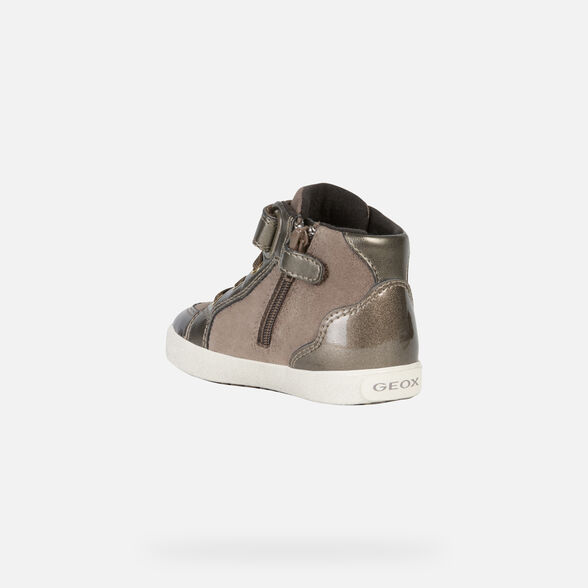 SNEAKERS BABY GEOX KILWI BABY MÄDCHEN - 4