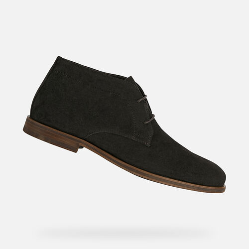 CASUAL SHOES MAN GEOX BAYLE MAN - null