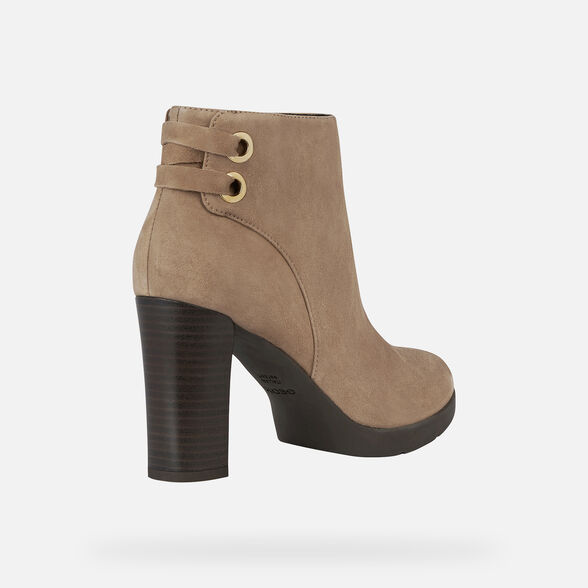 WOMAN ANKLE BOOTS GEOX ANYLLA WOMAN - 5
