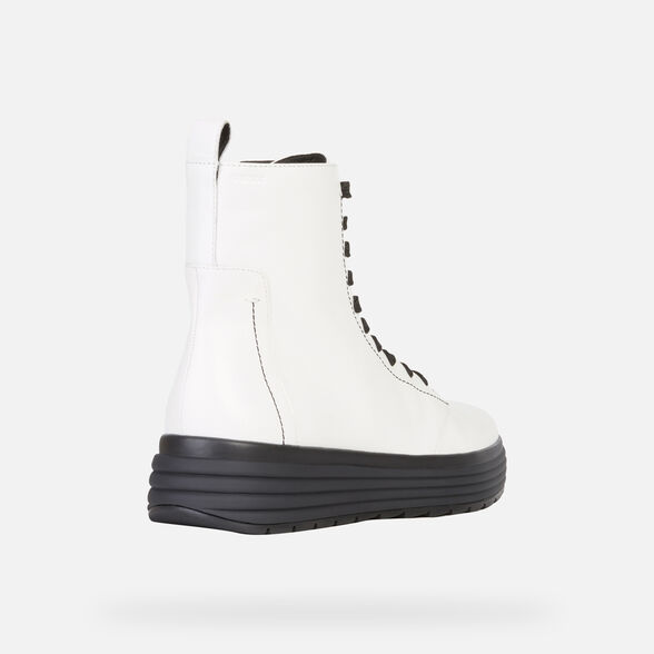 ANKLE BOOTS WOMAN GEOX PHAOLAE WOMAN - 5